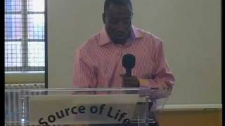 Source of Life Church of Leicester /AMINI MUPENDA