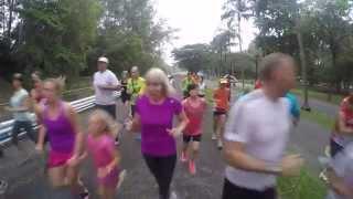 East Coast Parkrun SINGAPORE 5km every Saturday morning at 7AM