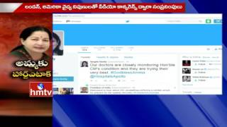 Apollo Doctors Revealed About CM Jayalalithaa Health Condition In Twitter  HMTV