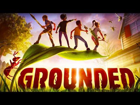 Grounded – Sobrevivência no Jardim – Querida Encolhi as Crianças XD [ PC Early Access Gameplay 4K ]