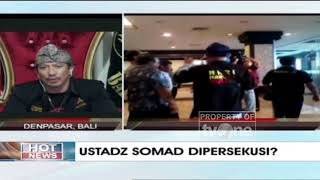 Ustadz Abdul Somad Lapor Polisi, Ini Tanggapan Sekjen Ormas Laskar Bali