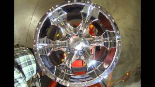 Helo Wheels HE 791 Chrome