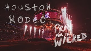 Descargar MP3 Panic! At The Disco - Pray For The Wicked Tour (Houston Rodeo Recap)