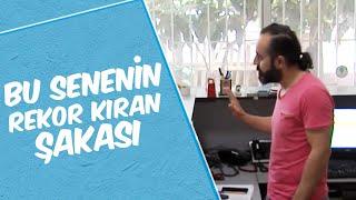 Mustafa Karadeniz - Bu Senenin Rekor Kıran Şakası