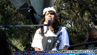 Bat for Lashes @ Outside Lands '09 - Siren Song