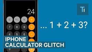 iPhone Calculator App Isn't Working Properly