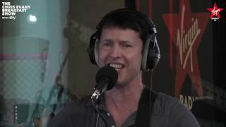 James Blunt On The Chris Evans Breakfast Show With Sky