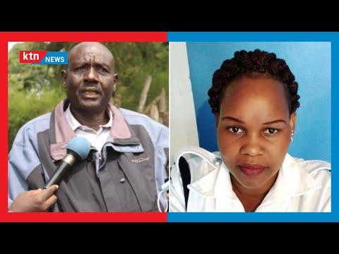 Babake Caroline Kangogo azua vurugu kubwa baada ya shughuli ya upasuaji kukosa kufanyika