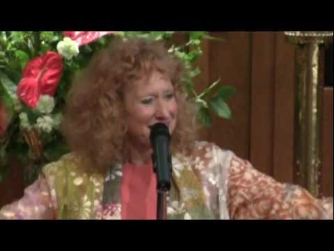 "Karen Drucker sings her original song ""Gratitude"" on Father's Day, June 19th, 2011 at Seattle Unity Church."
