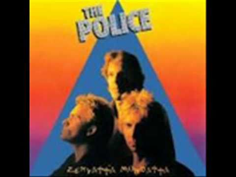 Man In A Suitcase - The Police