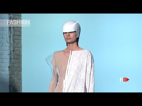 TXELL MIRAS 080 Barcelona Fashion Week Spring Summer 2020 - Fashion Channel
