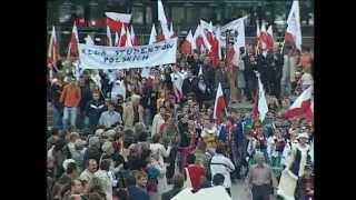 """Drugi polski pochód w Wilne, """"Album Wileńskie"""" 2008 r."""