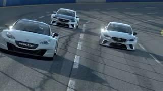 Gran Turismo SPORT Online Race Lobby: One Crazy Ass Race!