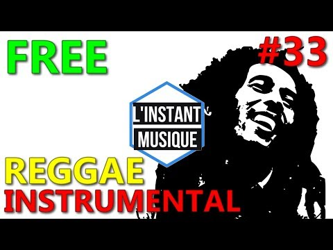 Free Reggae instrumental by l'instant musique