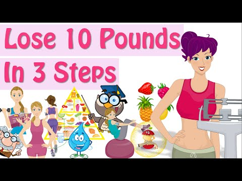 Video How To Lose 10 Pounds In 2 Weeks, Lose 5 Pounds In A Week