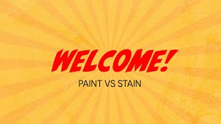 Cabinet Colors: Painted Vs. Stained