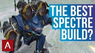 War Robots: Spectre Orkans MK2 MAX LEVEL Gameplay | The BEST Spectre Build?