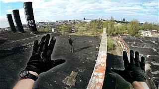 Opuszczony kompleks ZNTK - niebezpieczna eksploracja - Urbex POV