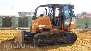 Operating Case 650M WT Bulldozer
