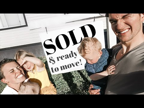 IT'S MOVING DAY! First Look At The House & Emotional Leaving