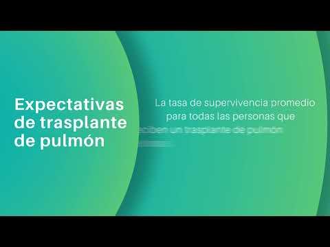 Mito #9: El Trasplante de Pulmón Me Dará 5 Años de Vida
