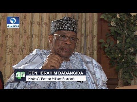 Ibrahim Babangida: IBB speaks on annulled 1993 election, relationship with MKO