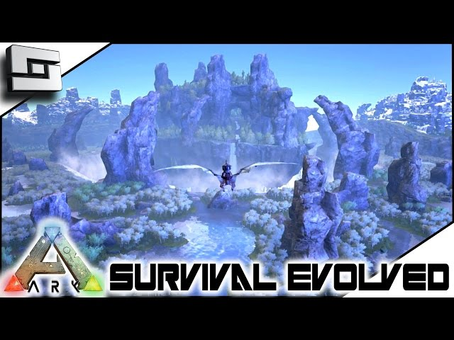 Video ARK: Survival Evolved   EXPLORING THE CENTER! S4E3 ( The Center Map  Gameplay )
