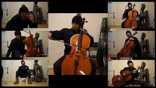 「米津玄師/死神」「Kenshi Yonezu/Shinigami」【Cello Cover】