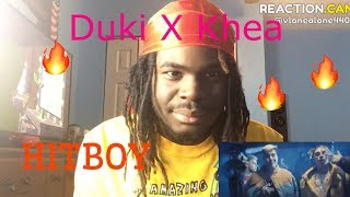 DUKI X KHEA   HITBOY ( Argentinian HOTTEST RAPPER)  Reaction