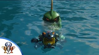 Ratchet & Clank (PS4) Pool Sharks are the Worst Trophy