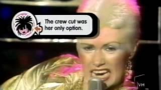 "ALICIA BRIDGES ""I LOVE THE NIGHT LIFE"" *POP-UP VIDEO* (10)"