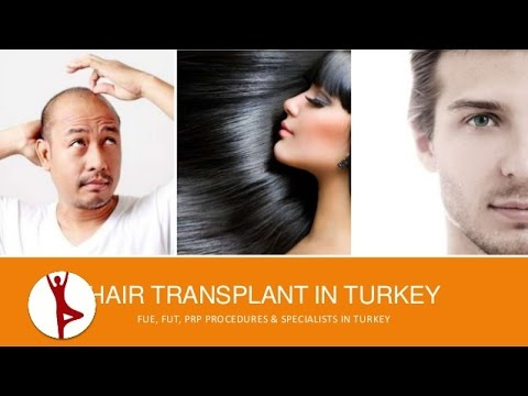 Hair Transplant in Turkey: Solution for Hair Loss