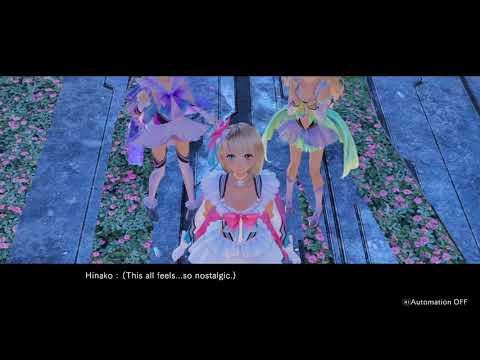 Видео № 0 из игры Blue Reflection [PS4]