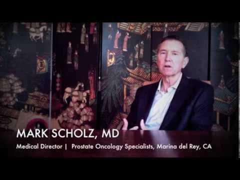 Preprečevanje in zdravljenje raka na prostati pri moških
