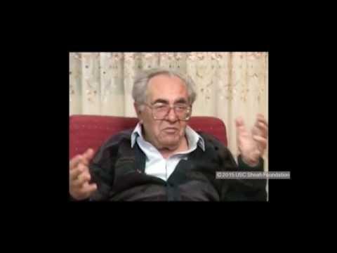 הפרטיזן וניצול השואה שלום חולבסקי מספר על שובו לביתו בניסבייז' לאחר השחרור