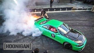 Skyline R33 GTR Goes Super Saiyan //DT232