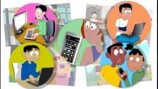 Netiqueta para redes sociales (Conéctate y respeta - Día de Internet Segura SID2013)
