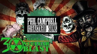 Phil Campbell And The Bastard Sons - Ringleader video