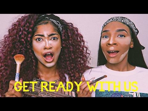 GET READY WITH US!! | Bri Hall
