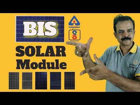 BIS Certified Solar panels | BIS Approved Solarpanels | Solar panel ...