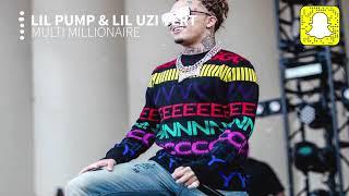 Lil Pump - Multi Millionaire (Clean) ft. Lil Uzi Vert