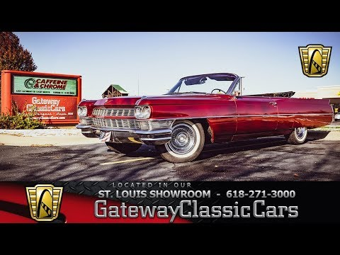 1964 Cadillac DeVille (CC-1227544) for sale in O'Fallon, Illinois