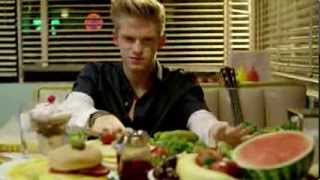 Cody Simpson   'La Da Dee' Music Video For CLOUDY WITH A CHANCE OF MEATBALLS 2