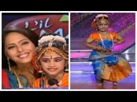 Ananya Kashyap's ADORABLE KATHAK Dance - DID Little Masters