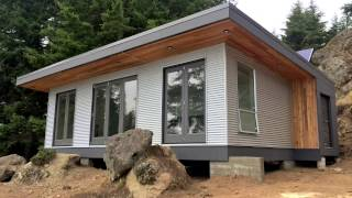 Download Youtube: Building Off-Grid: Desolation Sound Modular Cabin