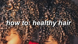 My Hair Journey: How I Recovered From EXTREME Chemical & Heat Damage | Azlia Williams