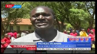 Zilizala Viwanjani: Michezo ya Amani yaandaliwa huko Eldoret