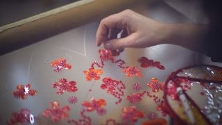 Making-of The CHANEL Spring-Summer 2015 Haute Couture Collection