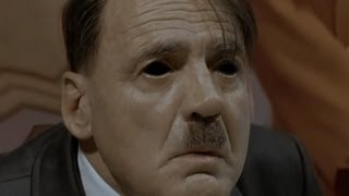 Hitler gets drugged again