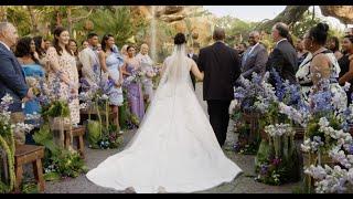 Patrice & Dontrell's Pandora Wedding   Disney's Fairytale Wedding   Disney+